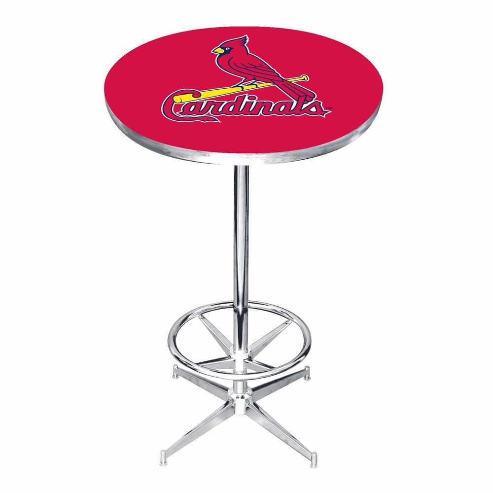 Null St. Louis Cardinals Pub Table