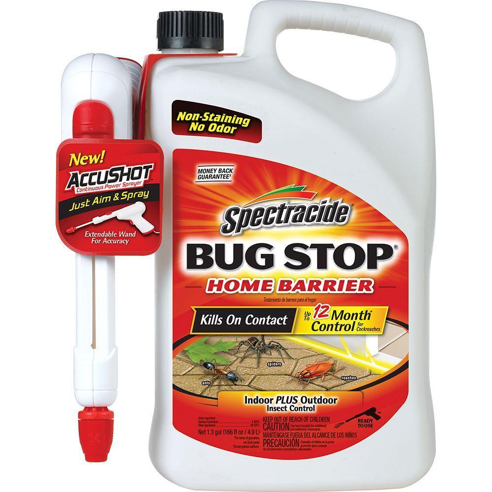 Bug Stop 1.3 gal. Accushot Sprayer