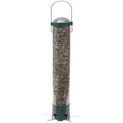 Premium Squirrel-Be-Gone Breakaway Wild Bird Feeder