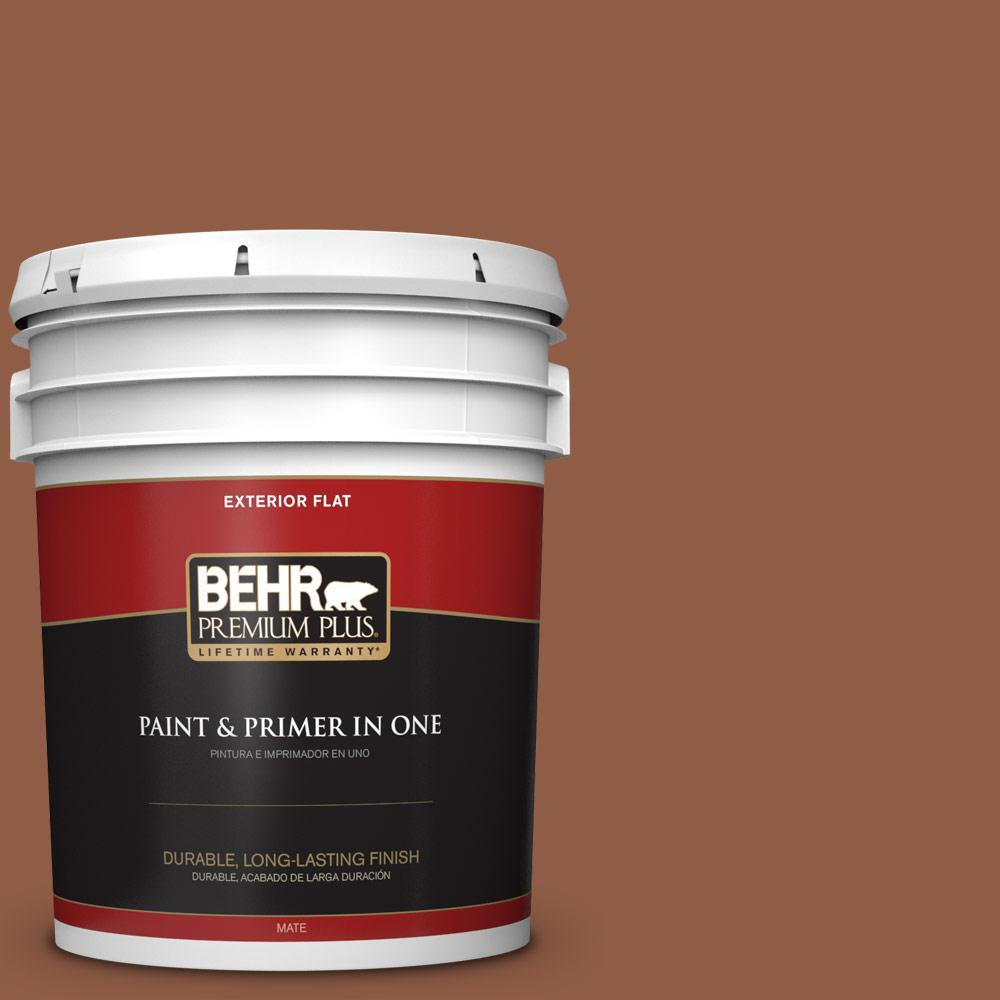 5 gal. #PPU3-18 Artisan Flat Exterior Paint