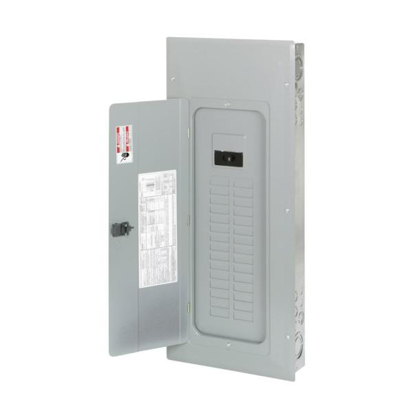 Eaton 200 Amp 60-Circuit Main Breaker Indoor Plug On Neutral Load Center Contractor Kit ((2) BR120 and (1) BR230)