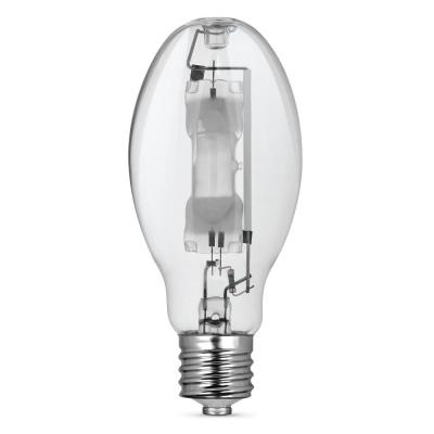 400-Watt ED28 Shape Clear Metal Halide High Intensity Discharge E39 Mogul Base HID Light Bulb (1-Bulb)