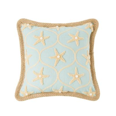 18 in. x 18 in. Sea Star Pillow