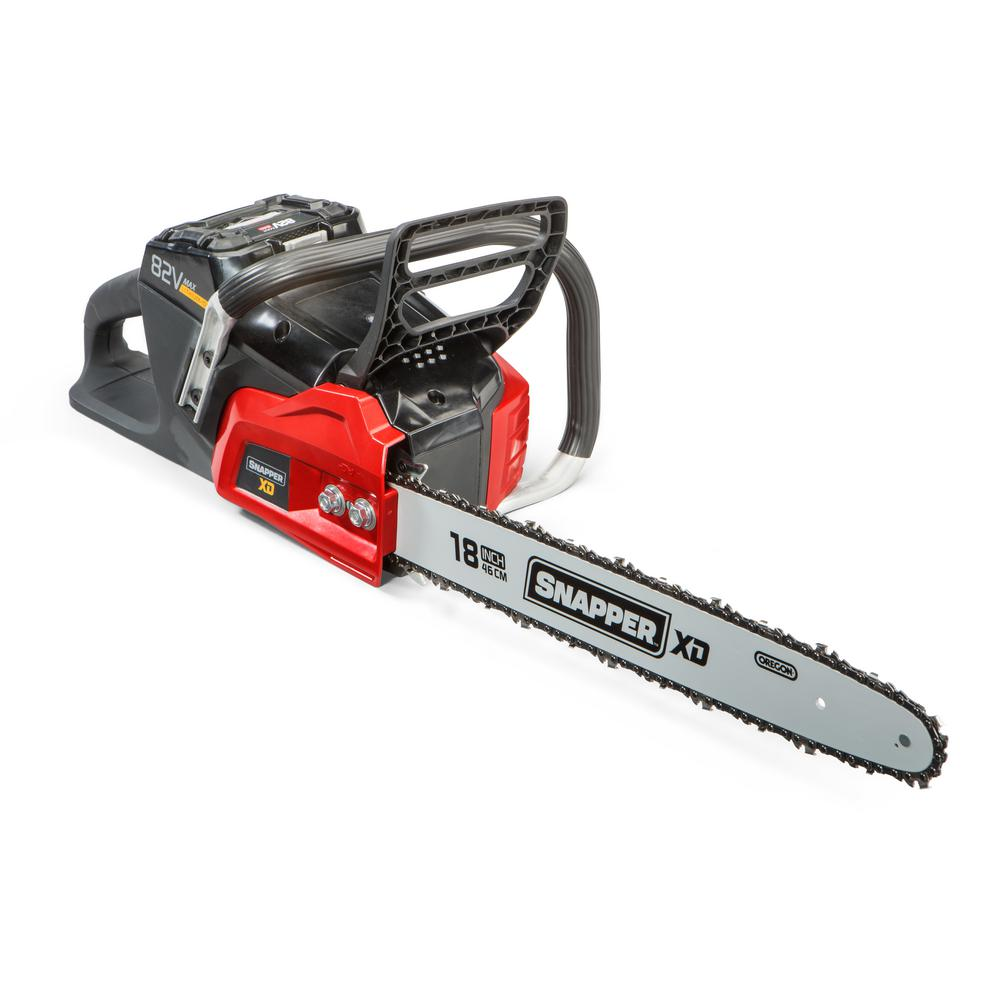 Snapper 18 in. 82-Volt Lithium-Ion Brushless Cordless ...