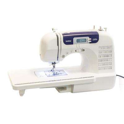 60-Stitch Computerized Sewing Machine