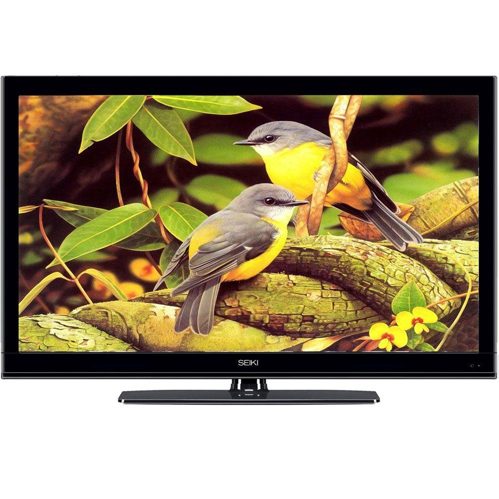 SEIKI 46 in. Class LCD 1080p 60 Hz HDTV with 3 HDMI-DISCONTINUED