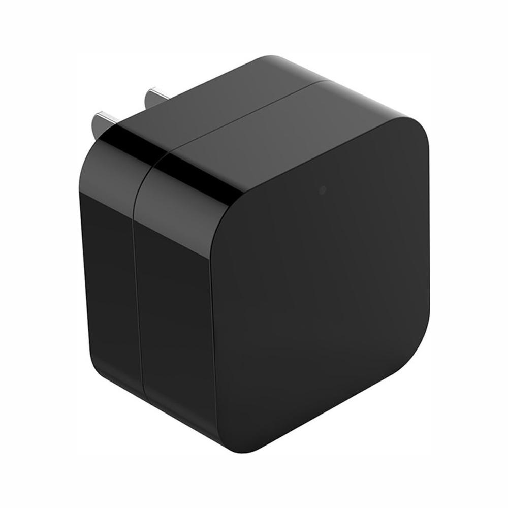 iPM Wi-Fi USB Wall Charger Hidden Wireless Surveillance Camera with Night  Vision