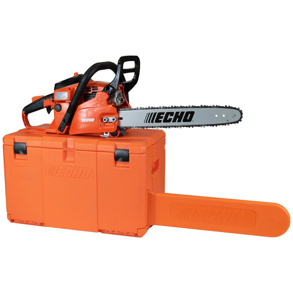 ECHO 18 in 40.2 cc 2-Stroke Cycle Gas Chainsaw