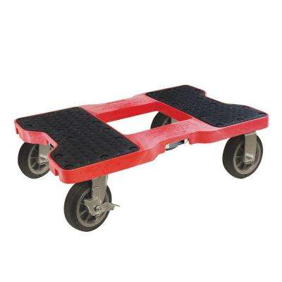 1,500 lb. Capacity All-Terrain Dolly in Red