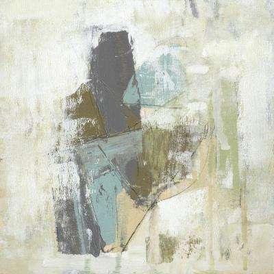 "84 in. x 84 in. ""Mod Occlusion II"" by Jennifer Goldberger Canvas Wall Art"