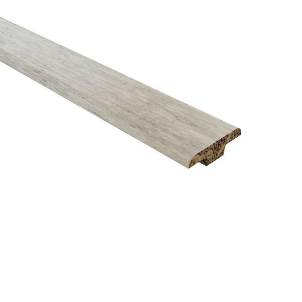 Strand Woven Bamboo Juniper Hills 0.362 in. Thick x 1.25 in. Wide x 72 in. Length Bamboo T Molding