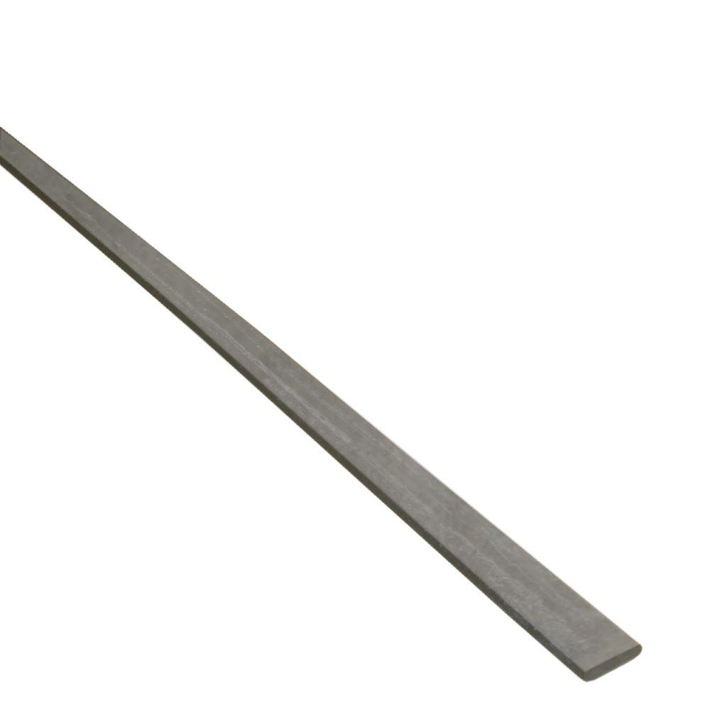 4 ft. Galvanized Tension Bar for Cyclone Fences