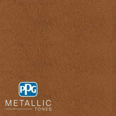 1 qt.#MTL141 Hushed Copper Metallic Interior Specialty Finish Paint