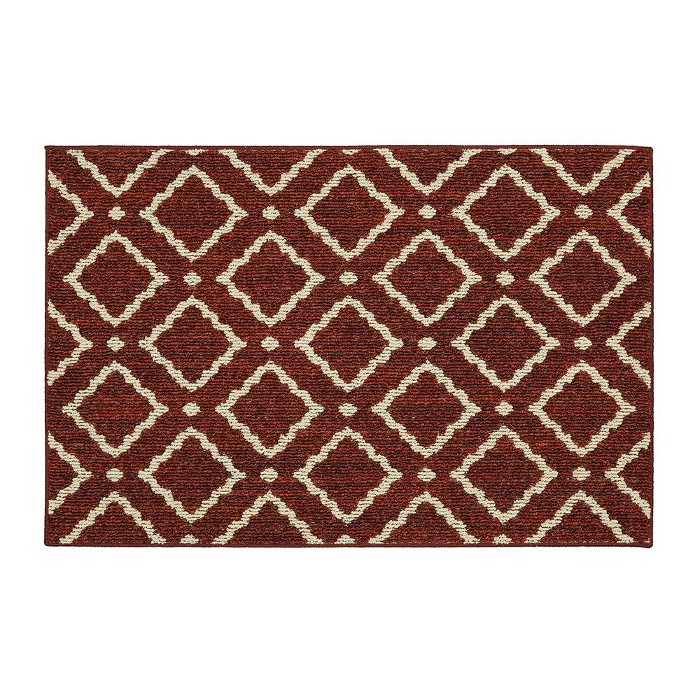 Montana Garnet Cream 2 ft. 6 in. x 3 ft. 9