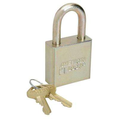 Solid Steel Case Padlock