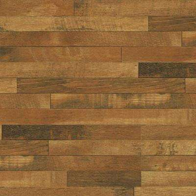 Take Home Sample - Sherwood Heights Canton Oak Laminate Flooring - 7-5/8 in. x 10 in.