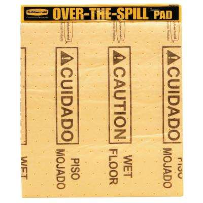 Over-The-Spill Pad Tablet