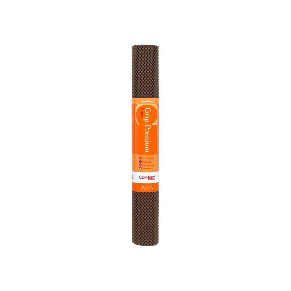 Con-Tact Grip Premium Chocolate Shelf Liner
