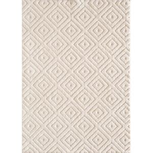 Natco Ronin Off White 7 ft. 6 inch x 9 ft. 6 inch Area Rug by Natco