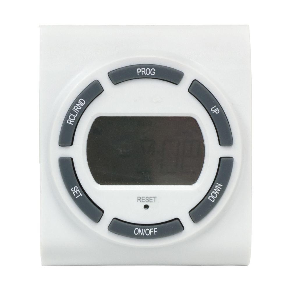 ge sunsmart in wall self adjusting digital timer manual