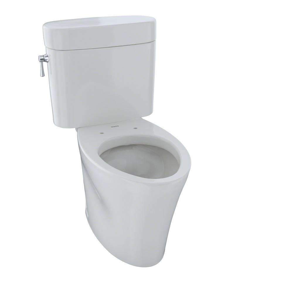 toto eco nexus 2 piece gpf single flush elongated toilet in colonial white cst794ef 11. Black Bedroom Furniture Sets. Home Design Ideas