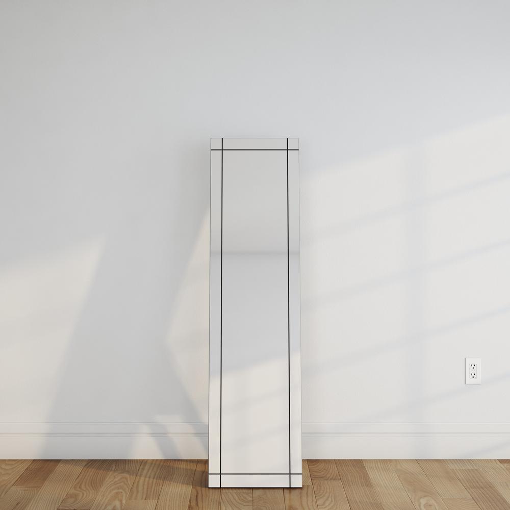 Westcliffe 61 in. x 16 in. Floor Mirror