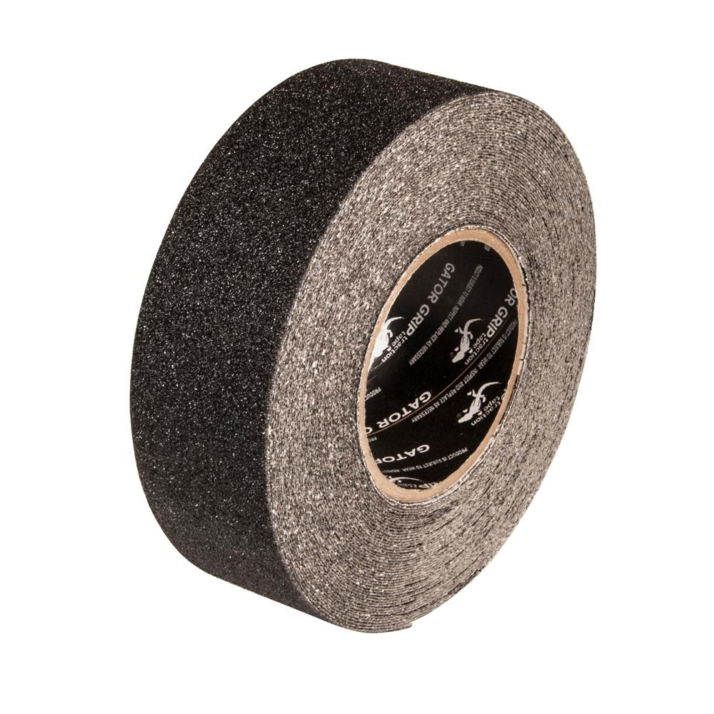 2 in. x 20 yds. Anti-Slip Safety Tape Black