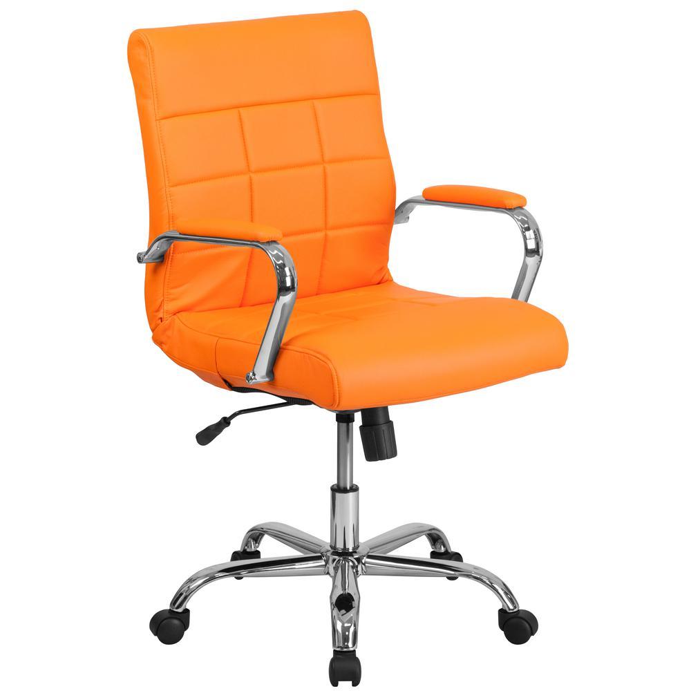 Orange Office/Desk Chair