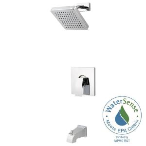 Pfister Kenzo Single Handle Tub And Shower Faucet Trim Kit
