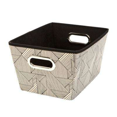Grommet Medium Geo Natural Storage Tote