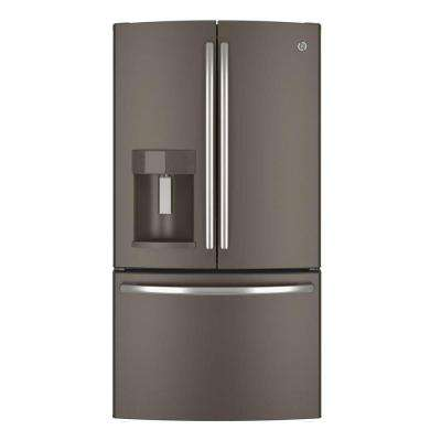 27.8 cu. ft. French Door Refrigerator in Slate