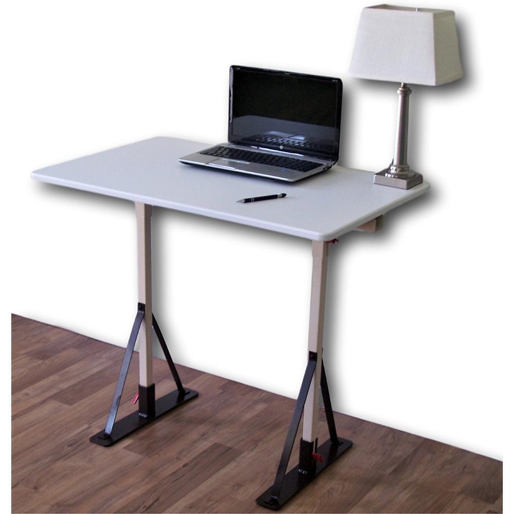 DIBS White Portable Desk DB2