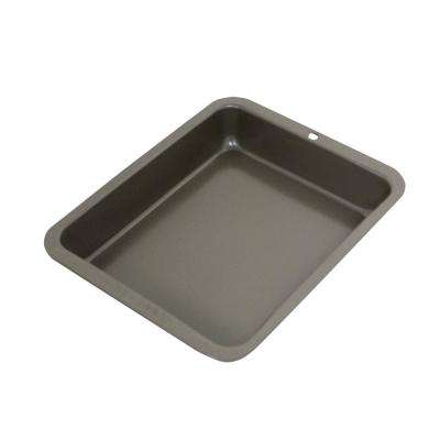 Petite 8 in. x 10 in. Non-Stick Roasting Pan (1-Each)