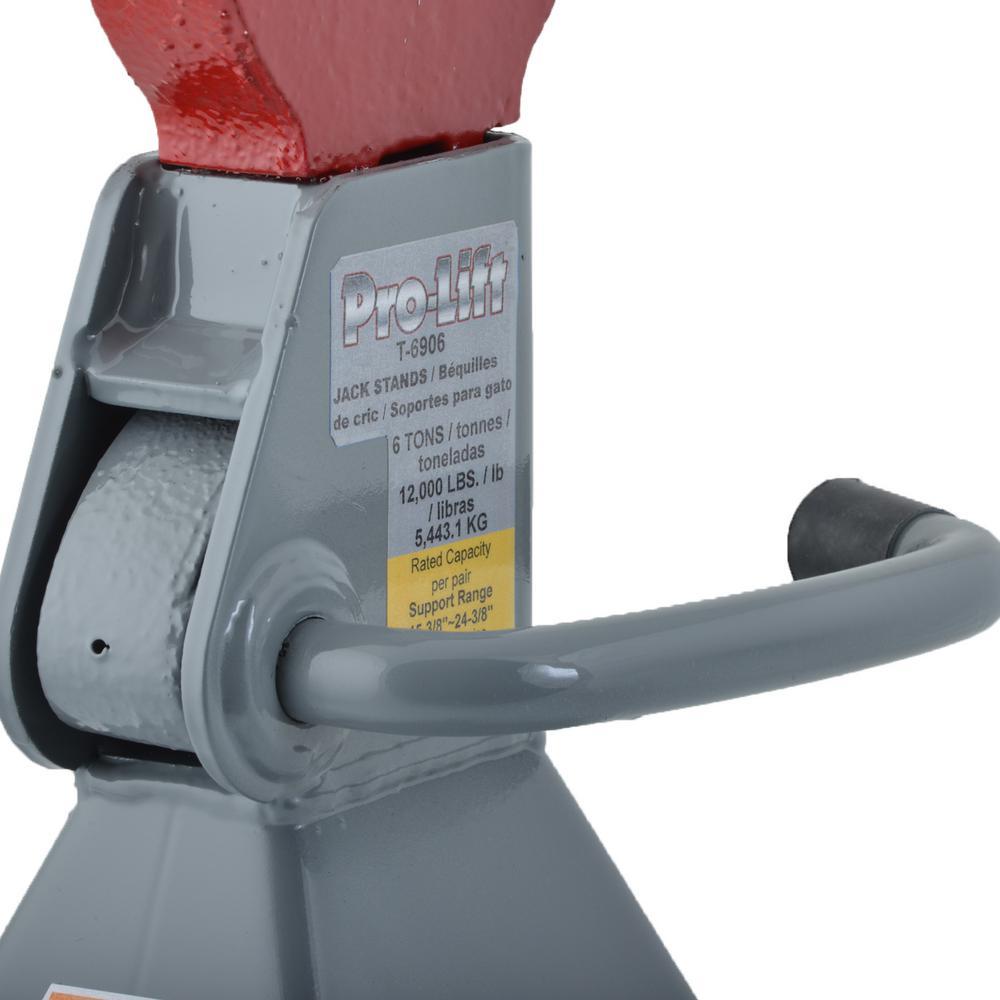 Pro-Lift 6 Ton Jack Stand