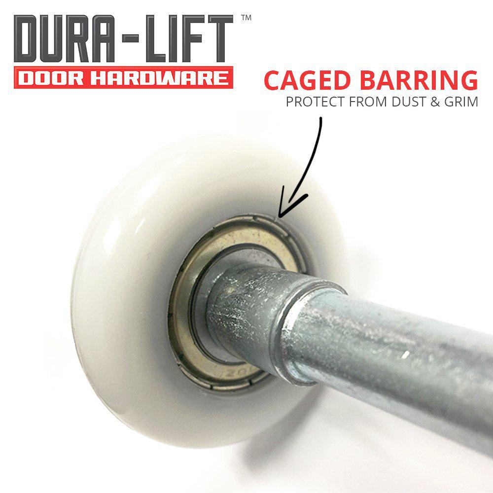 Dura Lift Ultra Life 2 Quot Nylon Garage Door Roller 8 Ball