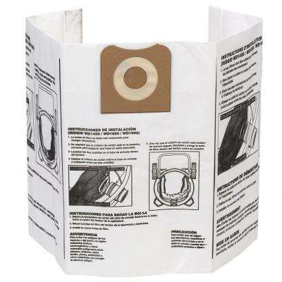 High-Efficiency Dust Bags for 12 gal. to 16 gal. RIDGID Wet Dry Vacs (2-Pack)