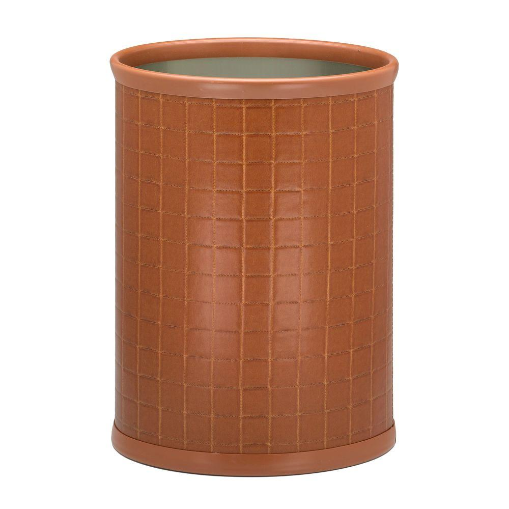 Kraftware Chelsea Domino Outback Trash Can-DISCONTINUED