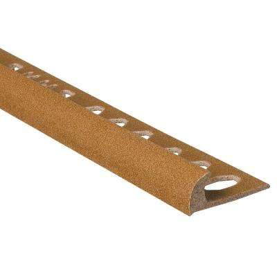 Novocanto Maxi Wood 5/16 in. x 98-1/2 in. Composite Tile Edging Trim