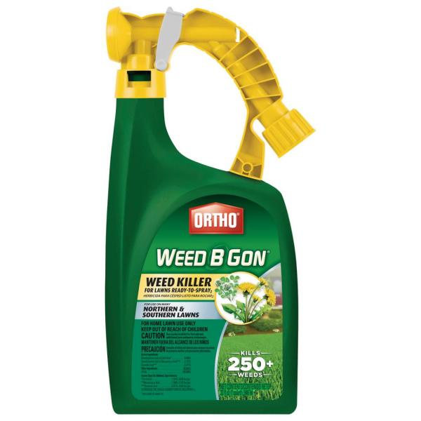 Weed B Gon 32 oz. Weed Killer for Lawns Ready-To-Spray2