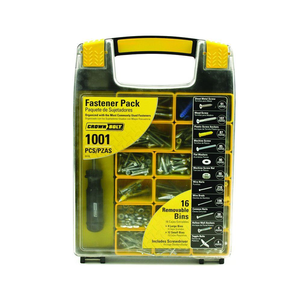 Everbilt Fastener Pack (1001-Piece)