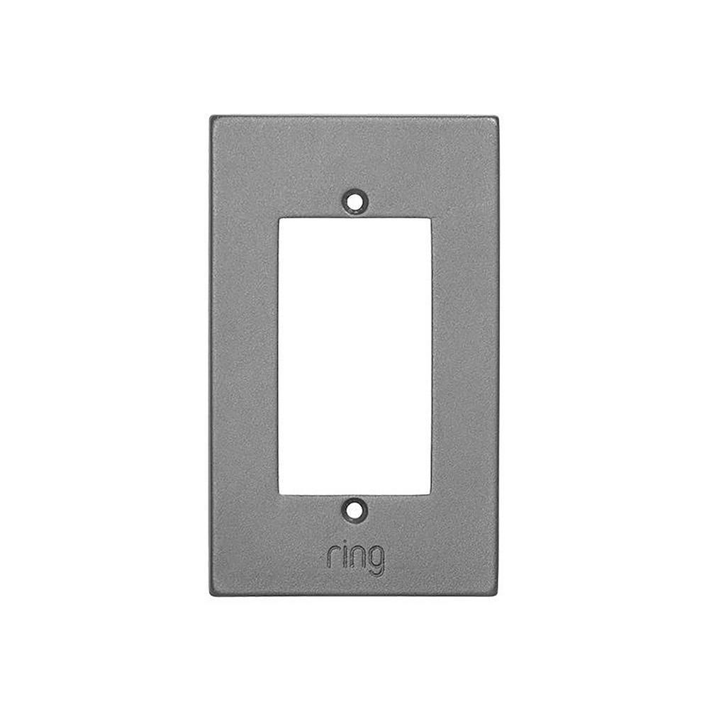 Ring Wired Video Door Bell Elite Silicon Bronze Dark Faceplate