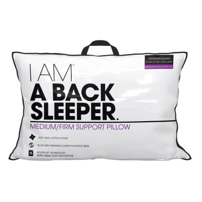 Back Sleeper Down Alternative King D Pillow