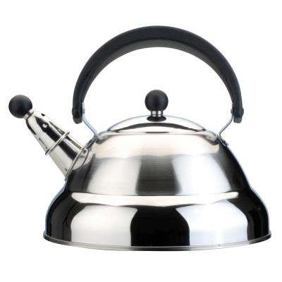 Melody 10.6-Cup Stainless Steel Whistling Tea Kettle