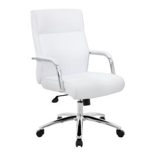 White Modern Executive Conference Chair