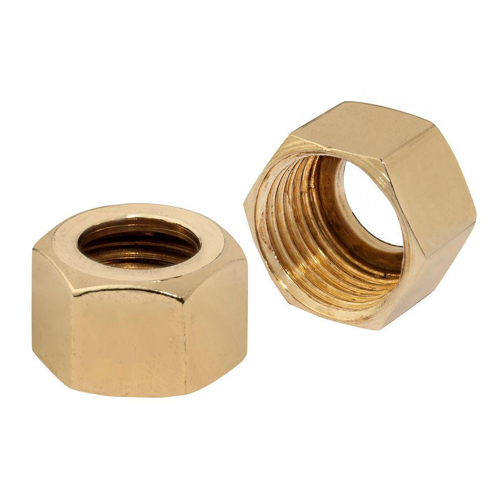 American Standard Supply Nut-024220-0070A - The Home Depot