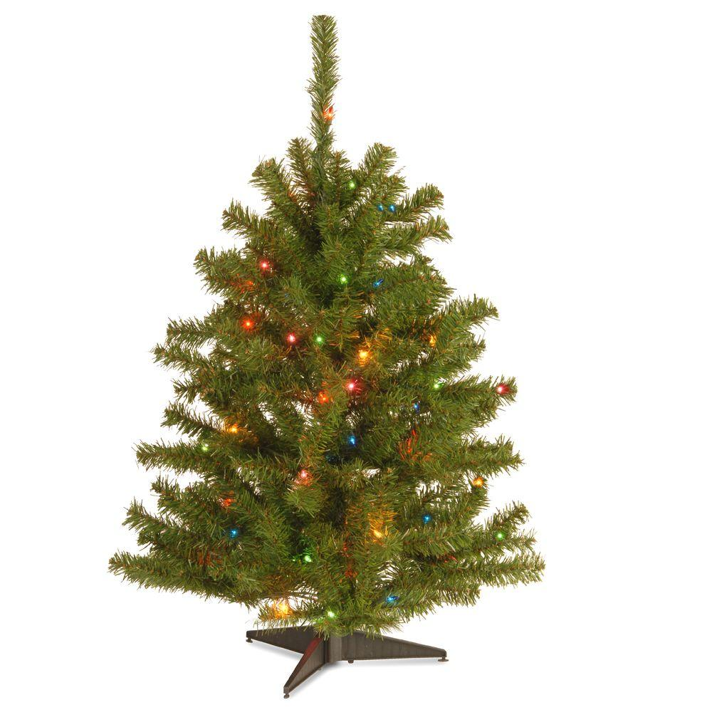 National tree company eastern spruce ft artificial