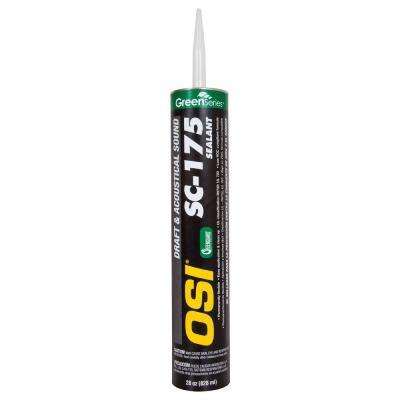 SC-175 28 fl. oz. White Draft and Acoustical Sound Sealant (12-Pack)
