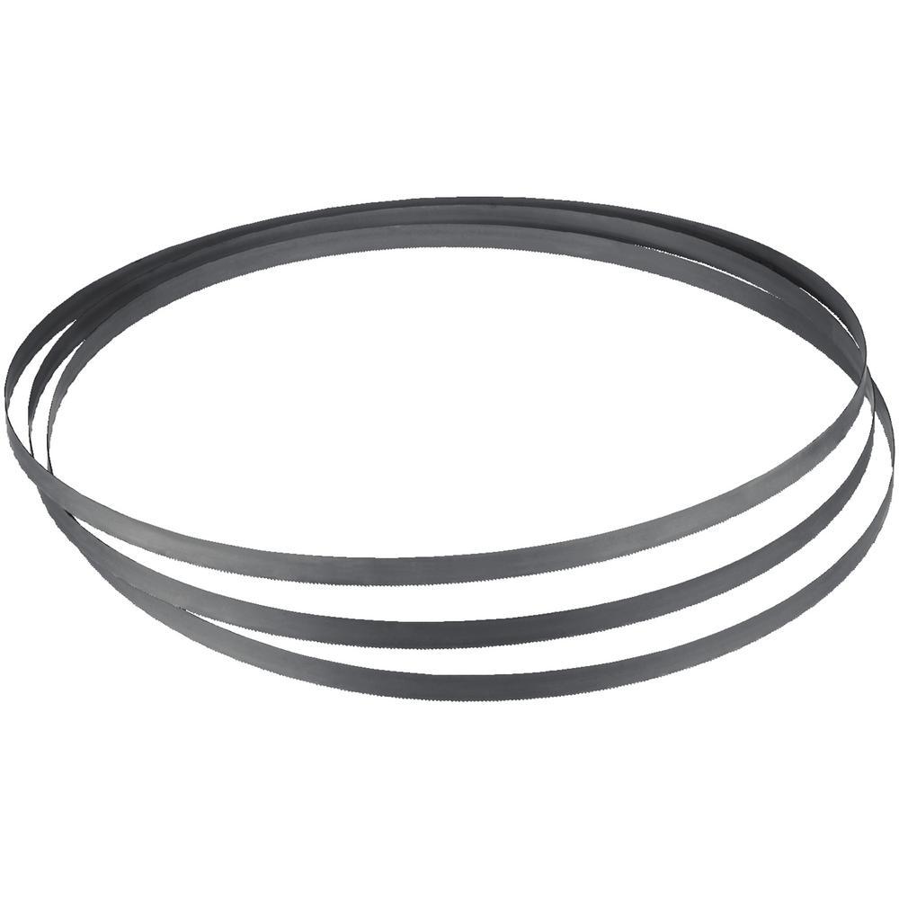 """DEWALT 14/18 TPI Bi-Metal Portable Bandsaw Blades, 32-7/8 in. Length, 0.02"""" Width (3-Pack)"""
