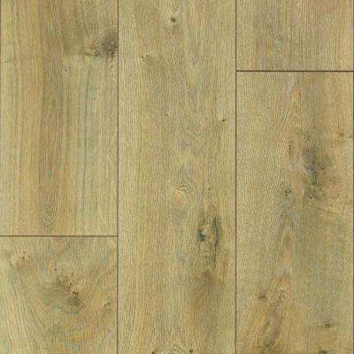 Pergo XP Riverbend Oak Laminate Flooring - 5 in. x 7 in. Take Home Sample