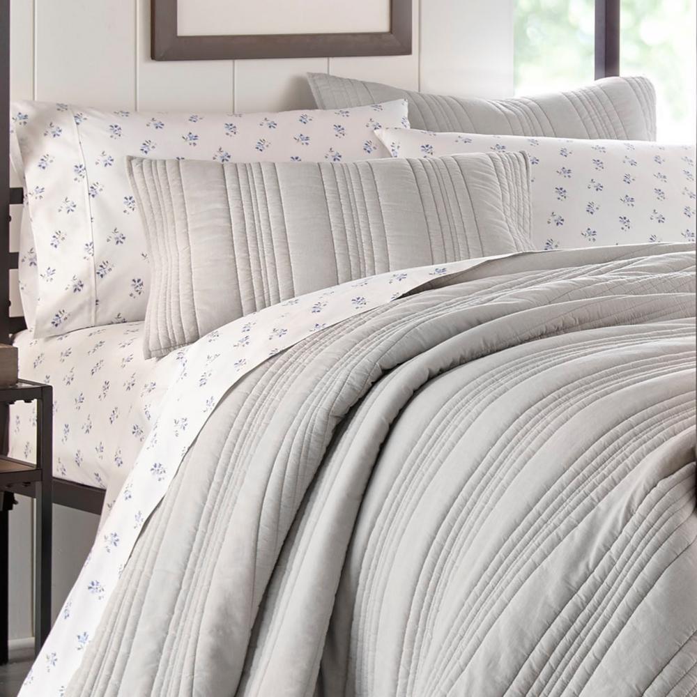 Whitehills Cotton Quilt Set